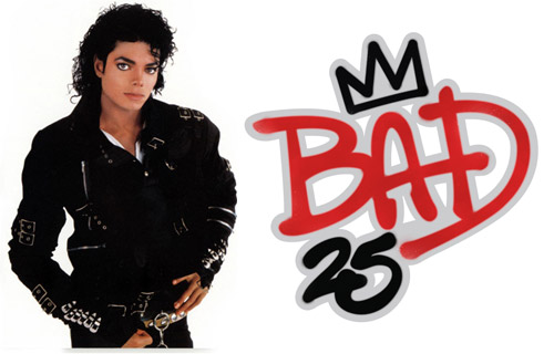 マイケル ジャクソン bad 発売25周年記念tシャツ tower records online