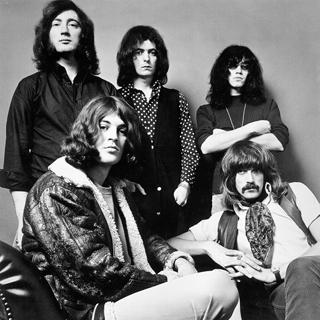 パープル ディープ Deep Purple