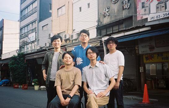 1980年代生まれの東京発5人組シ...