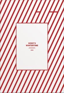 ikon dvd 写真集 kony s wintertime tower records online