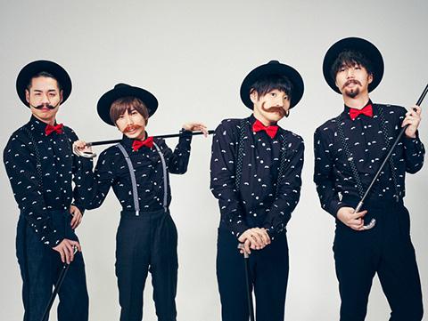 オフィシャル 髭 男