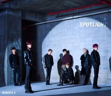 monsta x 国内3枚目のシングル spotlight tower records online