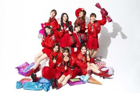 Twice 日本セカンド シングル Candy Pop Tower Records Online