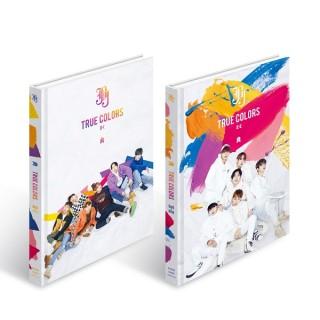 jbj ジェイビージェイ 韓国2枚目のミニ アルバム true colors