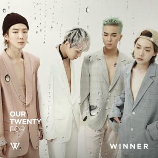 新生winner 国内ニュー アルバム our twenty for tower records