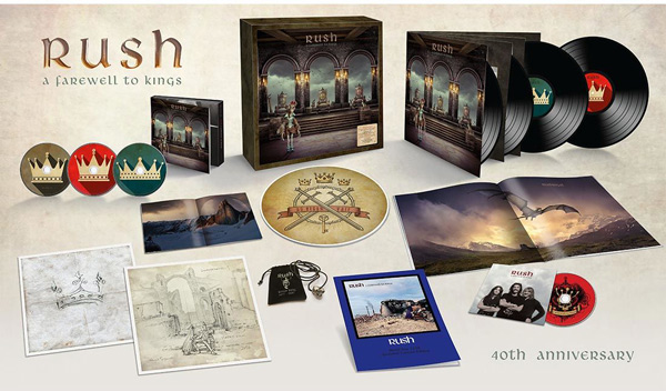 ラッシュ(Rush)『A Farewell to ...