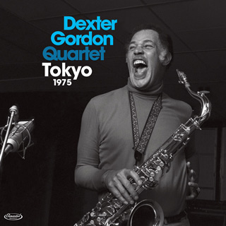 デクスター ゴードン dexter gordon 75年の初来日公演 tokyo1975