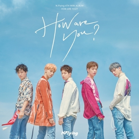 n flying 韓国4枚目のミニ アルバム how are you tower records