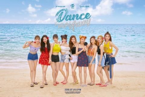 TWICE、韓国2枚目のスペシャル・アルバム『SUMMER NIGHTS』 - TOWER