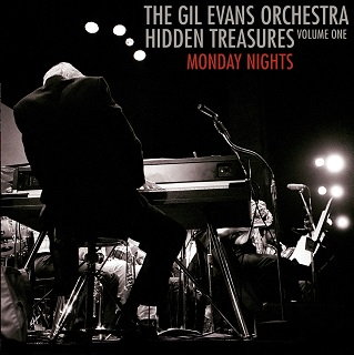 the gil evans orchestra ギル エヴァンス オーケストラ 豪華