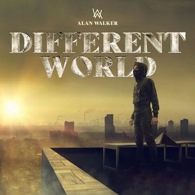 alan walker アラン ウォーカー デビュー アルバム different world