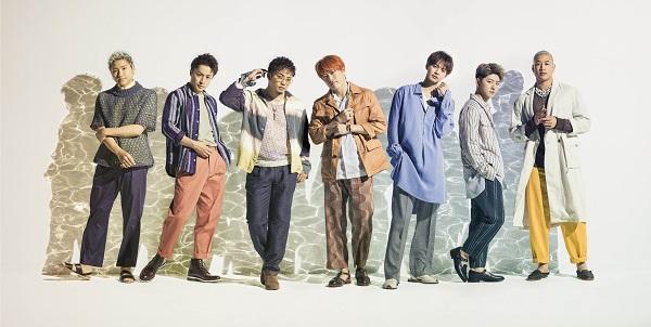 GENERATIONS、ニュー・シングル『Brand New Story』7月17日発売