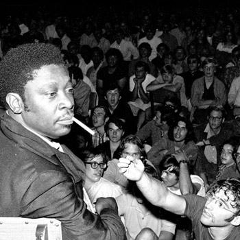 1969年の大規模野外ブルース・コンサート『アン・アーバー・ブルース ...