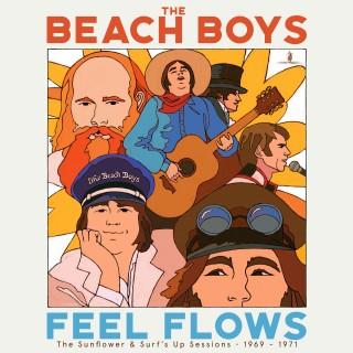 The Beach Boys(ビーチ・ボーイズ)|16枚目と17枚目のアルバム『サンフラワー』(1970)と『サーフズ・アップ』(1971)期の未発表音源集|国内盤オンライン限定予約ポイント10%還元  - TOWER RECORDS ONLINE