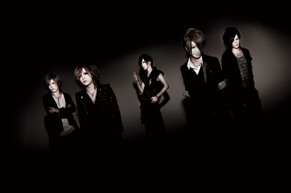 the GazettE Main