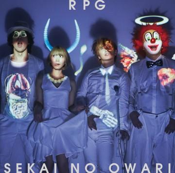 "sekai no owari、新シングル""rpg""3仕様の収録内容&ジャケ公開 | ガジェット通信 getnews"