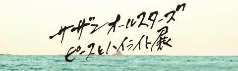 """サザン、""""ピースとハイライト""""展示会開催&茅ヶ崎公演ライヴ ..."""