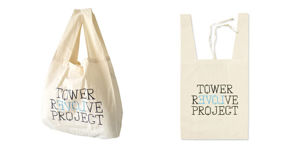 TOWER REVOLVE PROJECT グッズ