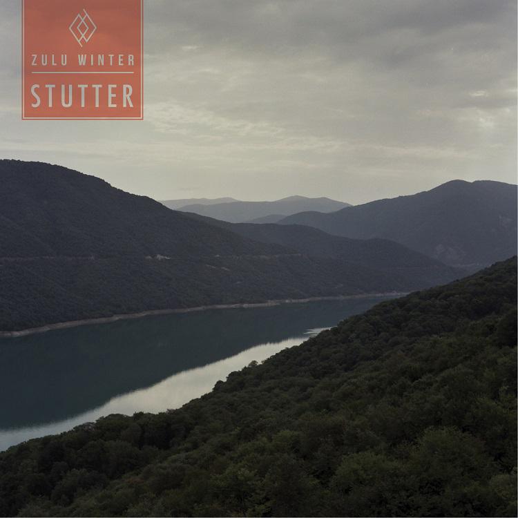 「STUTTER」ジャケット写真