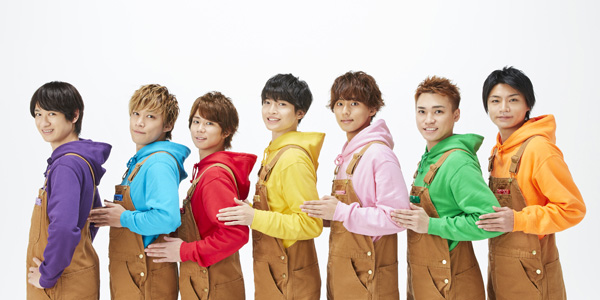 Kis-My-Ft2、2月8日よりdTVにて...