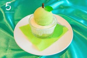 グリーン アップル カフェ ミセス