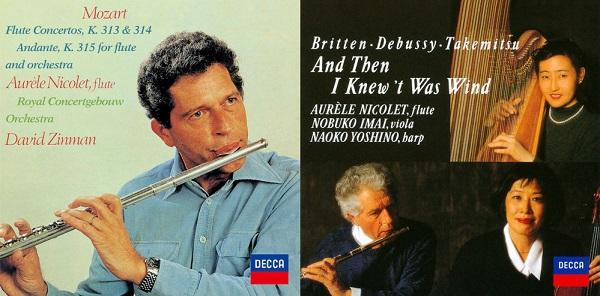 世界的なフルート奏者、オーレル...