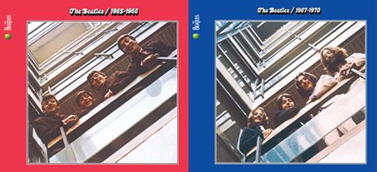 ザ・ビートルズ史上最大のベスト・アルバム最新リマスター盤、遂に登場!