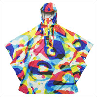 TOWER RECORDS × Marmot RAINBOW PreCip® PONCHO