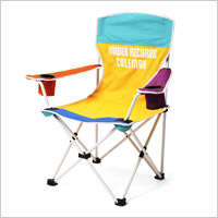 TOWER RECORDS × COLEMAN RAINBOW FES. CHAIR
