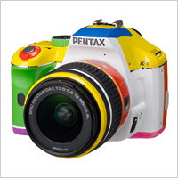 TOWER RECORDS X PENTAX RAINBOW K-x
