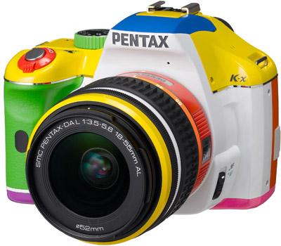 Pentax présente son nouveau reflex... 18534