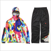 TOWER RECORDS × Marmot RAINBOW PreCip® RAIN SUIT