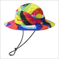 TOWER RECORDS × MARMOT RAINBOW PreCip® HAT