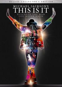 MICHAEL JACKSONの映画「マイケル・ジャクソン THIS IS IT」が早くも ...