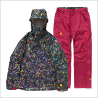 TOWER RECORDS x Marmot RAINSUIT'13(スタッフサック付)